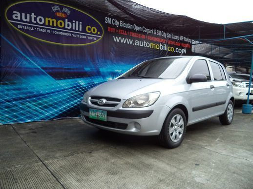 Used Hyundai Getz for sale in Paranaque City