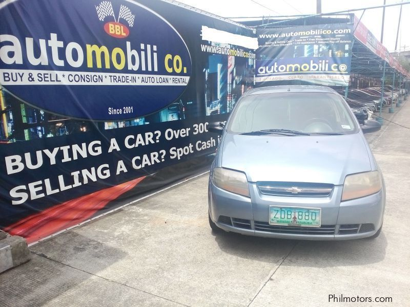 Pre-owned Chevrolet Aveo for sale in Paranaque City