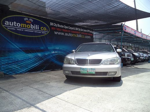 Pre-owned Nissan Cefiro Ex 300 for sale in Paranaque City