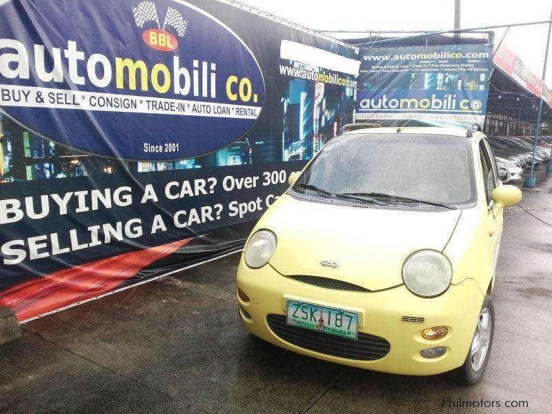 Used Chery QQ for sale in Paranaque City