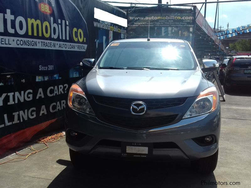 Pre-owned Mazda BT50 for sale in