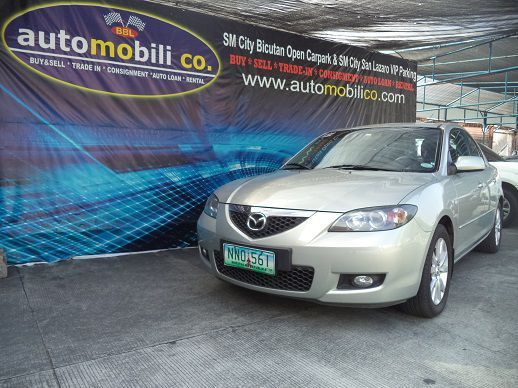 Used Mazda 3 for sale in Paranaque City