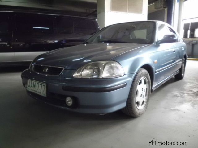 Used Honda Civic VTi in Philippines