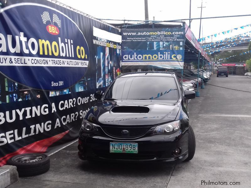 Pre-owned Subaru Impreza Wrx for sale in Paranaque City