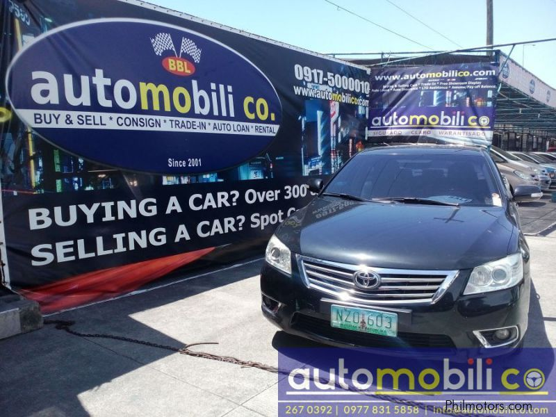 Pre-owned Toyota Camry for sale in Paranaque City