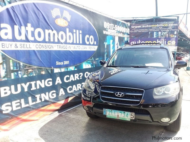 Pre-owned Hyundai Santa Fe for sale in Paranaque City