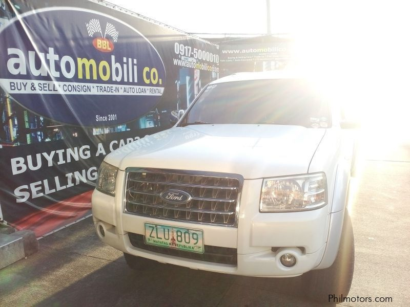 Pre-owned Ford Everest for sale in Paranaque City