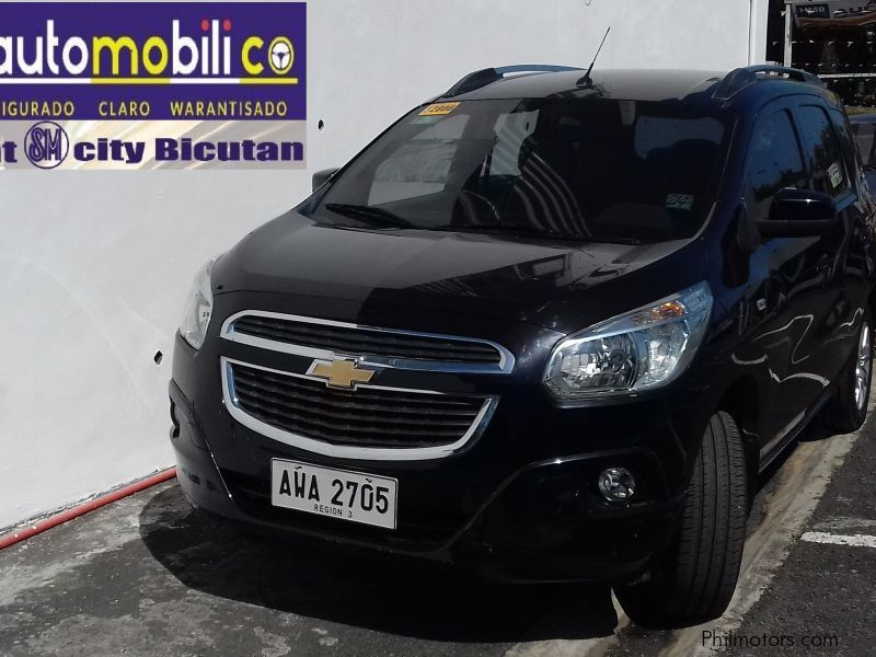 Pre-owned Chevrolet Spin  for sale in Paranaque City