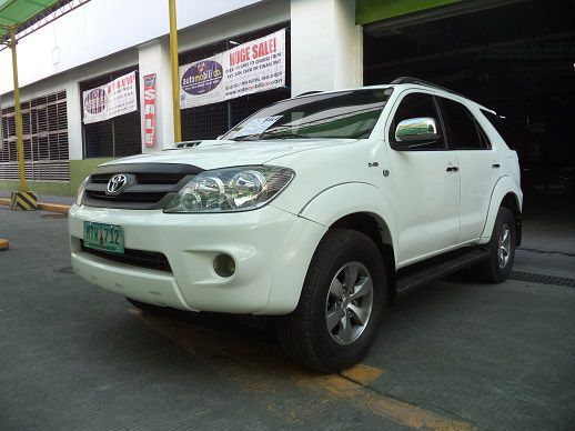 Pre-owned Toyota Fortuner V for sale in Paranaque City