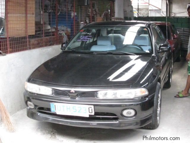 Used Mitsubishi Galant for sale in Antipolo City