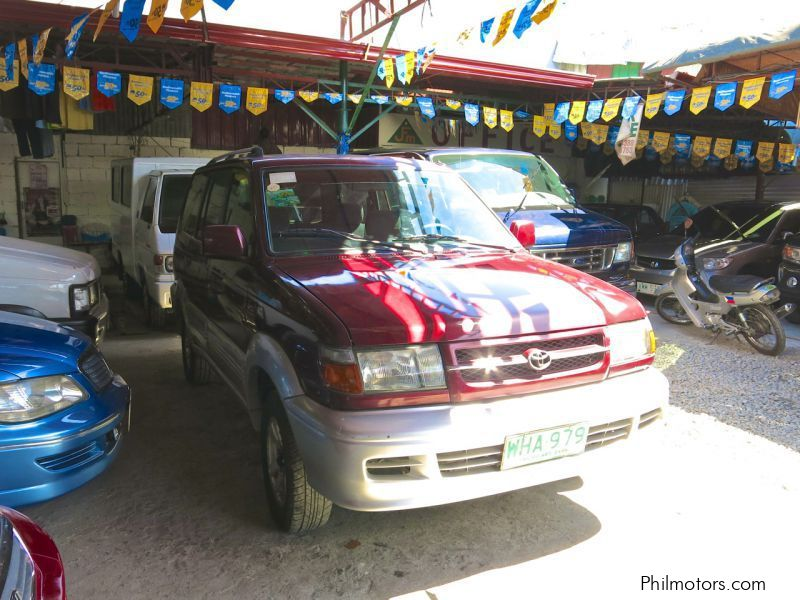Used Toyota Revo for sale in Antipolo City