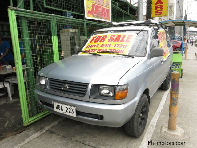 Used Toyota Revo DLX for sale in Antipolo City