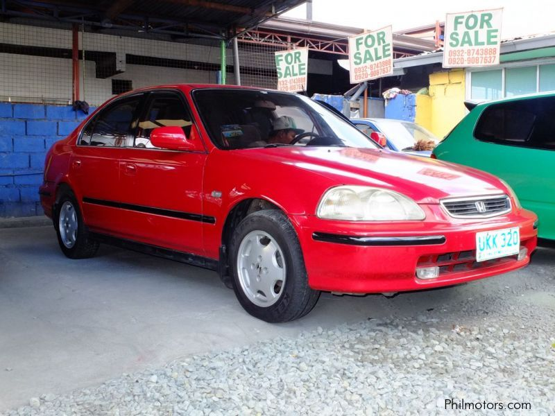Used Honda Civic V-tec for sale