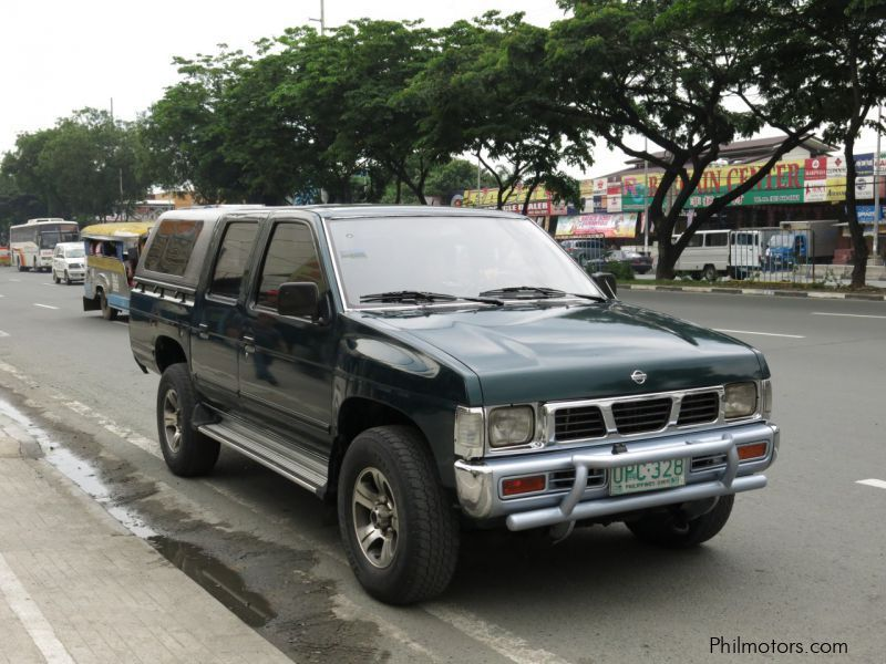Used Nissan Frontier for sale in Antipolo City