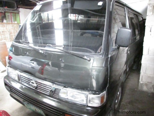 Used Nissan Urvan Escapade for sale in Antipolo City