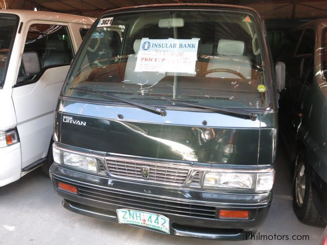Used Nissan Urvan for sale in Antipolo City