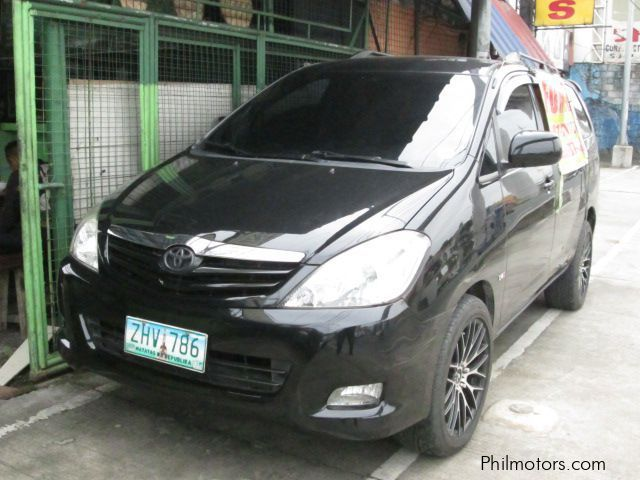 Used Toyota Innova J for sale in Antipolo City