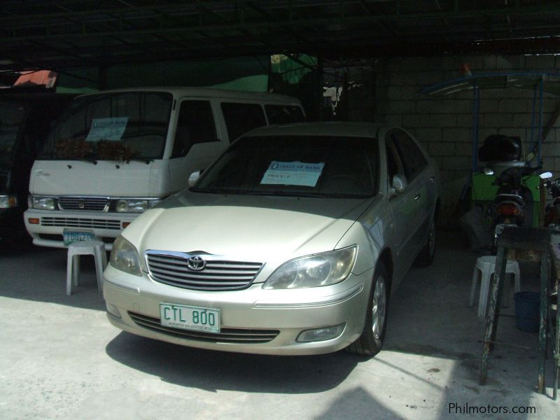 Used Toyota Camry for sale in Antipolo City