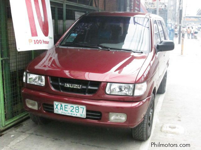 Used Isuzu Crosswind XTO for sale in Antipolo City