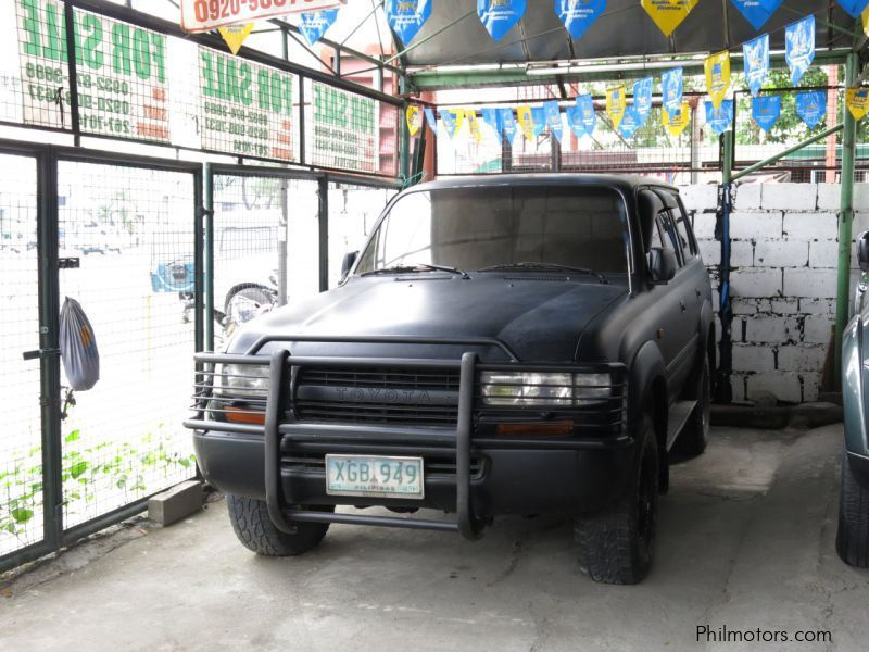 Used Toyota Land Cruiser for sale in Antipolo City