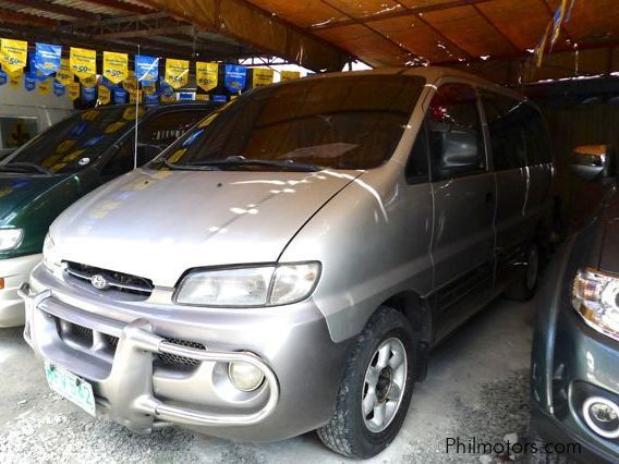 Used Hyundai Starex for sale in Antipolo City