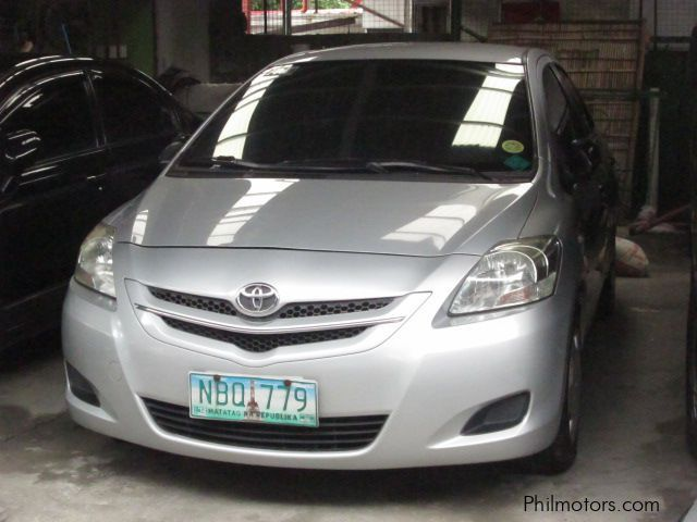 Used Toyota Vios J for sale in Antipolo City