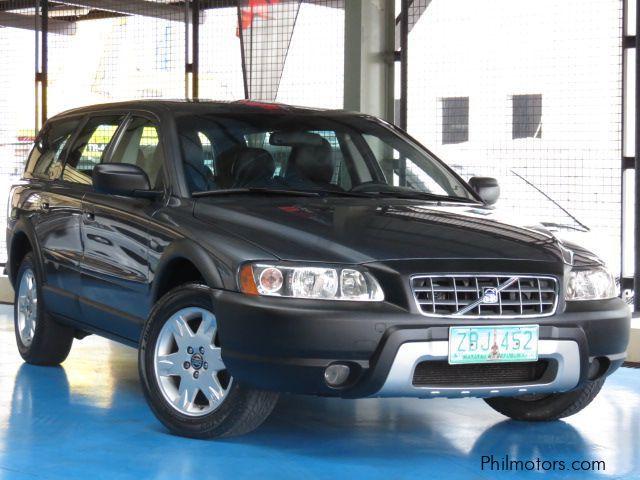 Used Volvo XC70 Cross Country for sale in Quezon City