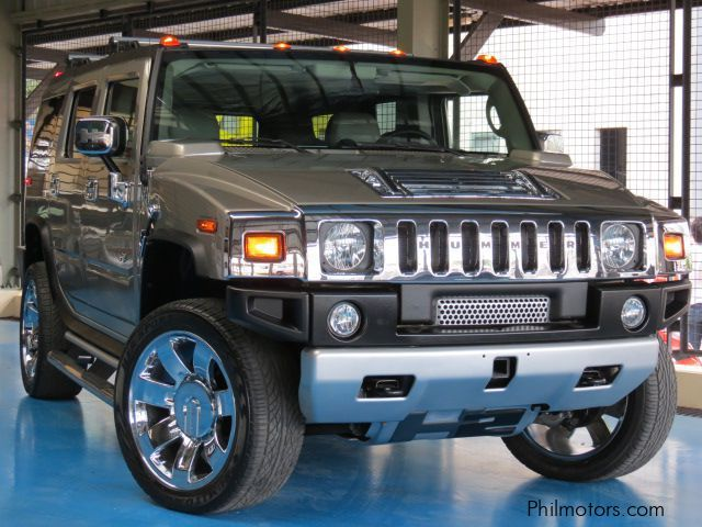 Used Hummer H2 Chrome for sale in Quezon City