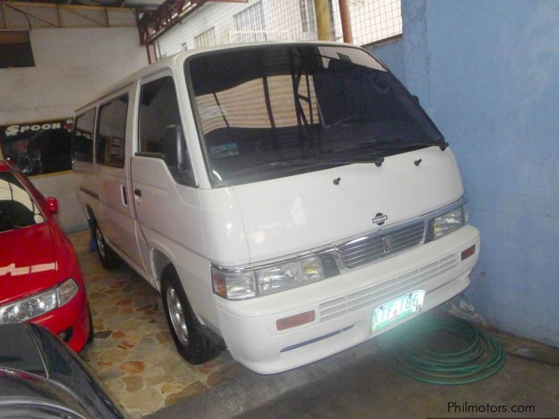 Used Nissan Urvan Shuttle for sale in Quezon City
