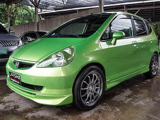 Used Honda Fit in Philippines