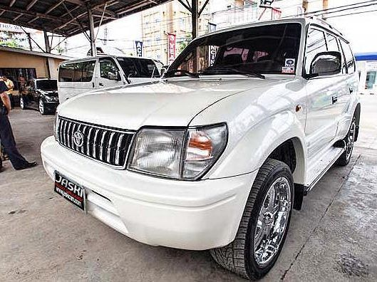 Used Toyota Land Cruiser for sale in Cebu