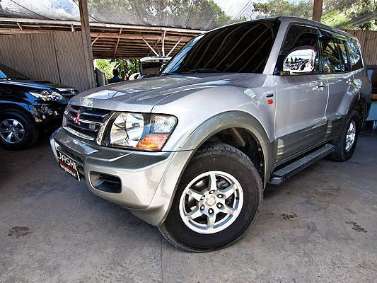 Used Mitsubishi Pajero Shogun in Philippines