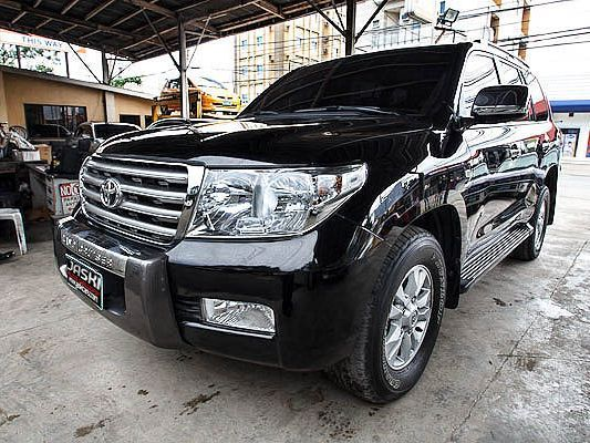 Used Toyota Land Cruiser VX in Philippines