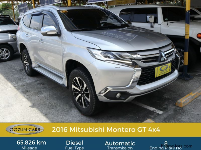 Pre-owned Mitsubishi Montero GT for sale in