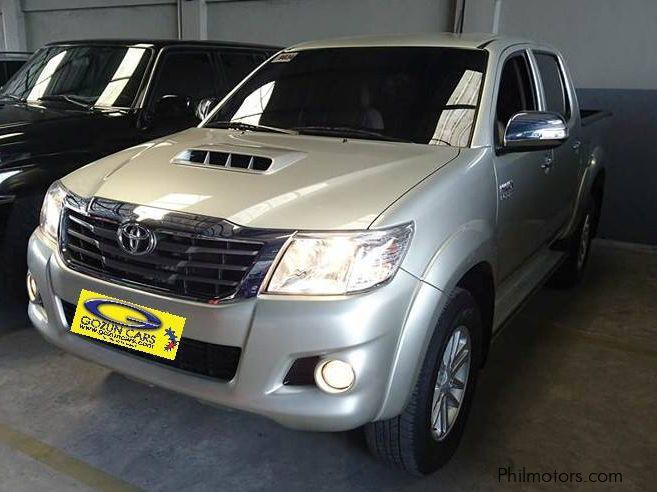 Used Toyota Hilux in Pampanga
