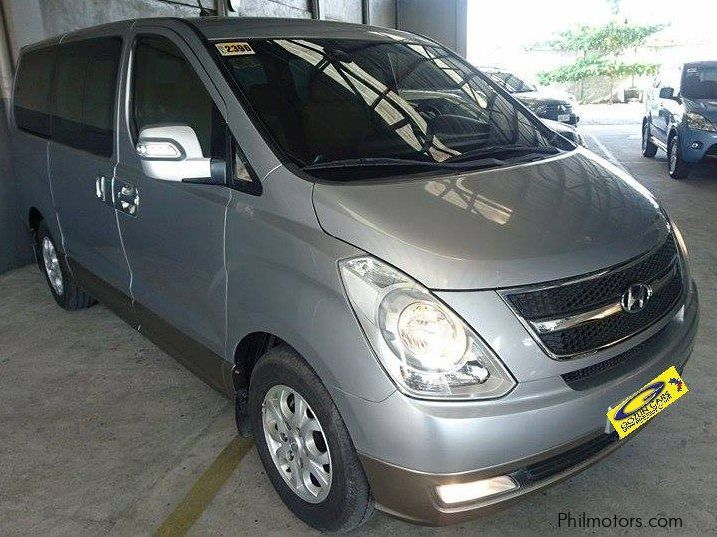 Pre-owned Hyundai Starex for sale in
