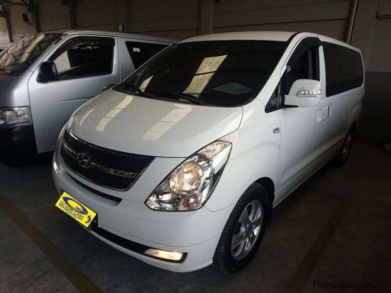 Used Hyundai Grand Starex in Pampanga