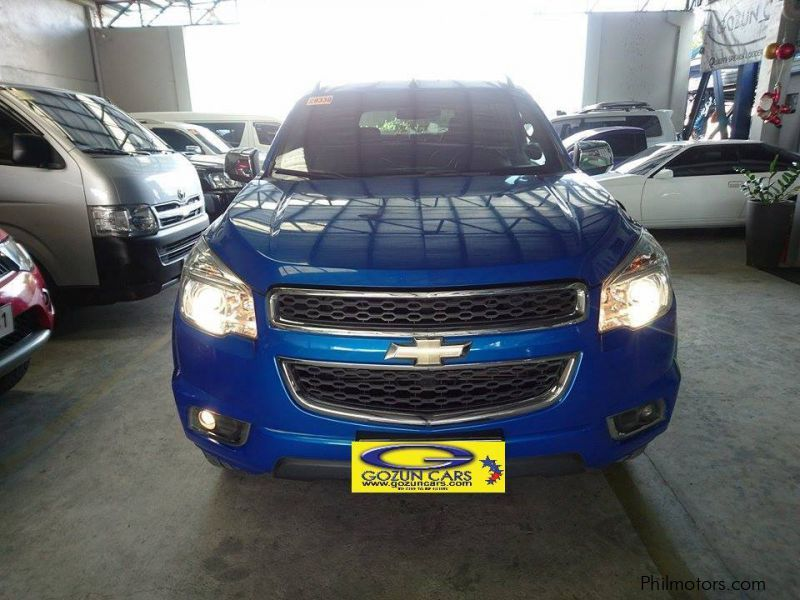 Used Chevrolet Trailblazer for sale in Pampanga