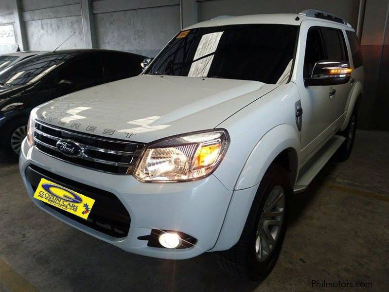 Used Ford Everest in Pampanga