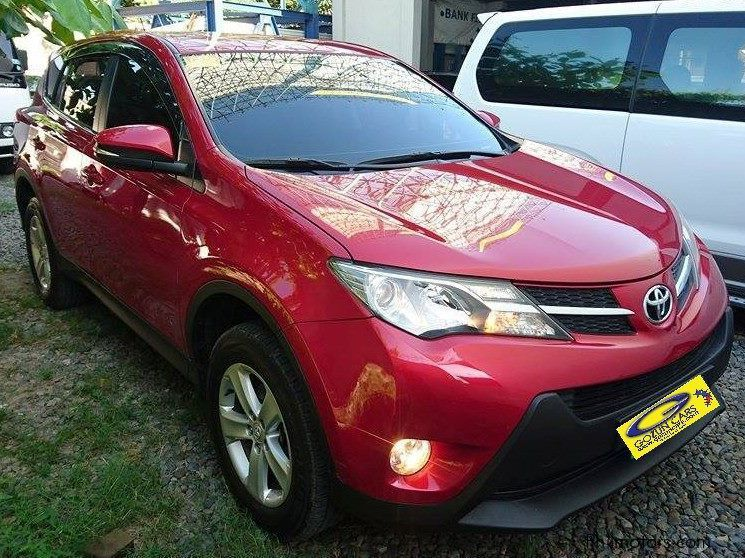 Used Toyota Rav-4 in Pampanga