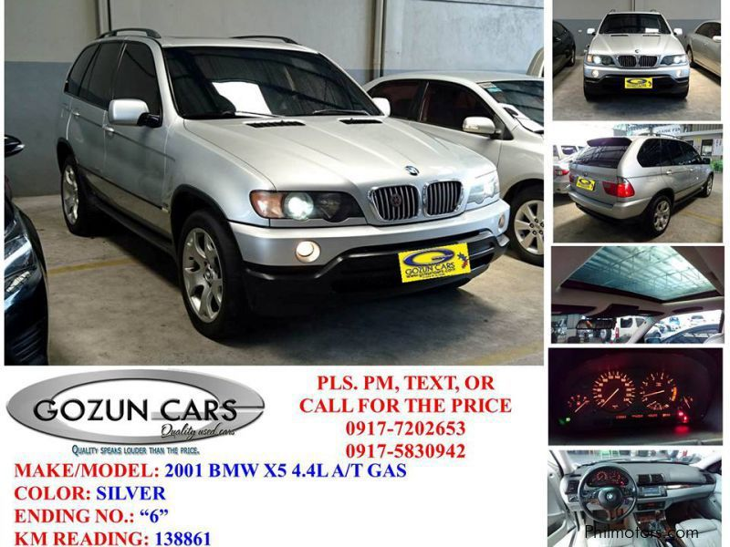 Used BMW X5 for sale in Pampanga