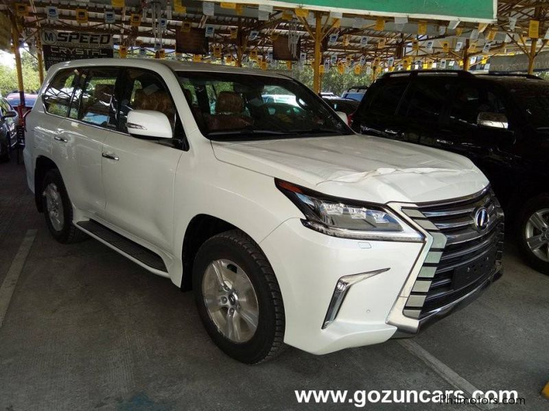 Pre-owned Lexus LX 450D for sale in