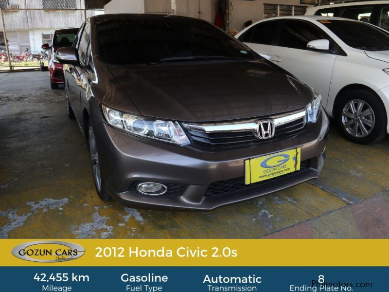 Pre-owned Honda Civic 2.0s for sale in