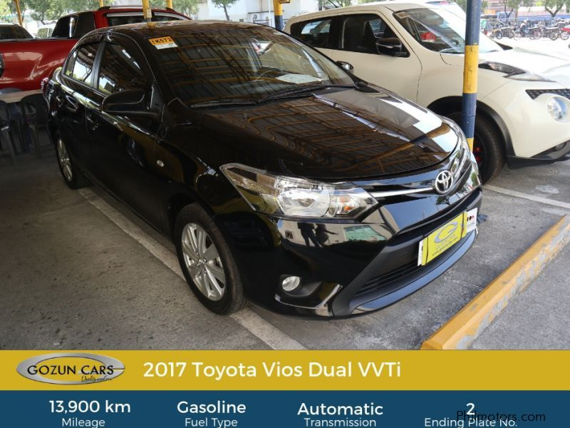 Pre-owned Toyota Vios Dual VVT-i for sale in