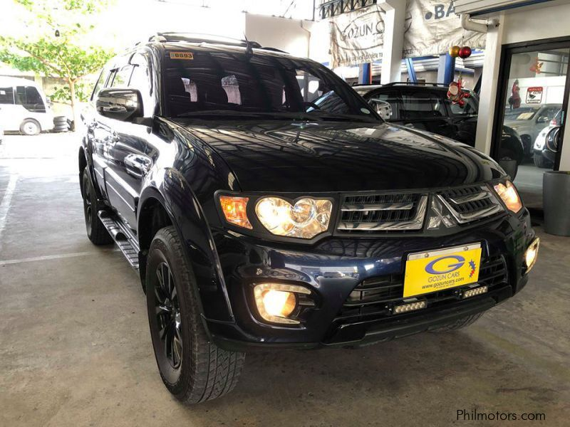 Pre-owned Mitsubishi Montero for sale in