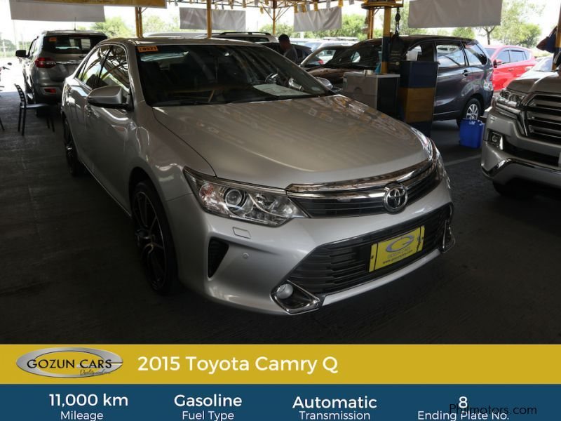 Pre-owned Toyota Camry Q for sale in