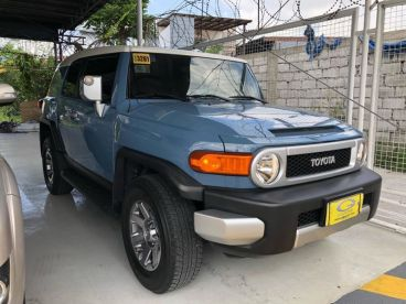Pre-owned Toyota FJ Cruiser for sale in