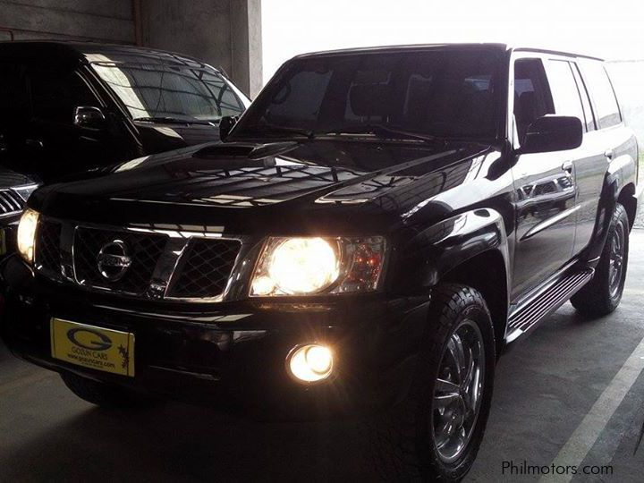 Used Nissan Patrol for sale in Pampanga
