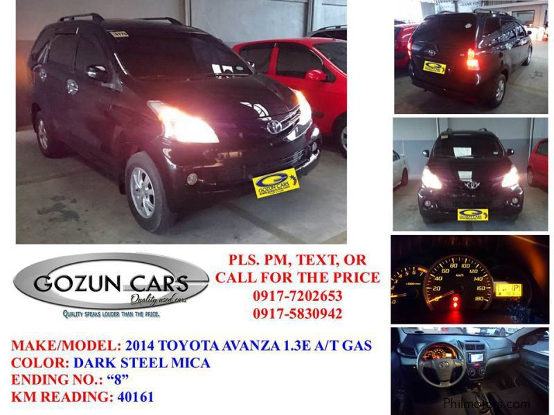 Pre-owned Toyota Avanza for sale in Pampanga