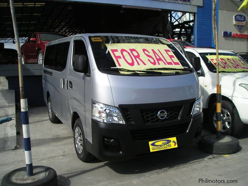 Pre-owned Nissan Urvan for sale in
